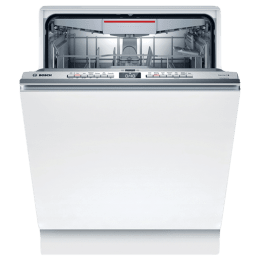 Bosch Serie 6 14 Place Setting Built-in Dishwasher (IOT Enabled, SMV6HVX00I, Stainless Steel)_1