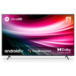 Philips 8200 126cm (50 Inch) Ultra HD 4K LED Android Smart TV (P5 Perfect Picture Engine, 50PUT8215/94, Black)_1