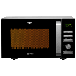 IFB 25 Litres Solo Microwave Oven (Auto Reheat, 25PM2S, Metallic Silver)_1