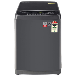 LG 10 kg 5 Star Fully Automatic Top Load Washing Machine (Smart Diagnosis, T10SJMB1Z.ABMQEIL, Middle Black)_1