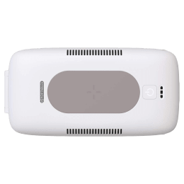 SR Portables Electric LED Device Disinfector (Disinfects Up To 99.99%, SRUVDBWC, White)_1
