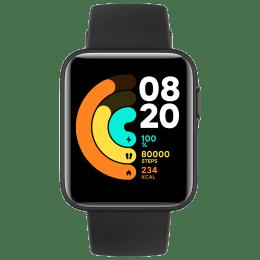 Xiaomi Redmi Smart Watch (GPS, 35.56mm) (Heart Rate Sensor, BHR4363IN, Black, Thermoplastic Polyurethane)_1