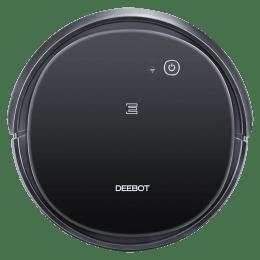 Ecovacs Deebot 25 Watts Robotic Vacuum Cleaner (520 ml, DEEBOT500, Black)_1