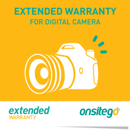 Onsitego 1 Year Extended Warranty for Camera (Rs.250,000 - Rs.300,000)_1