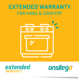 Onsitego 1 Year Extended Warranty for Cooktop (Rs.10,001 - Rs.15,000)_1
