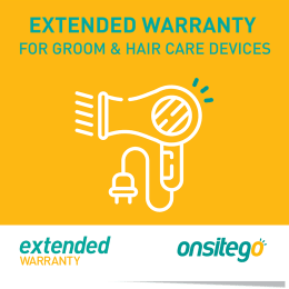 Onsitego 1 Year Extended Warranty for Grooming & Hair Care (Rs.30,000 - Rs.50,000)_1
