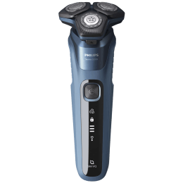Philips Series 5000 Stainless Steel Blades Cordless Shaver (Travel Lock, S5582/20, Ocean Blue)_1