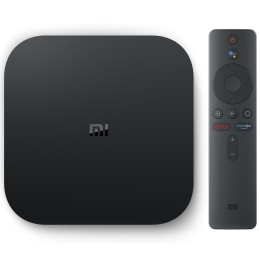 Mi 4K Smart TV Box with Google Assistant Voice Remote (Android TV 9.0, PFJ4096IN, Black)_1