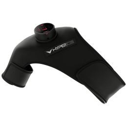 Hyperice Venom Right Shoulder Massager (Nano-Technology, 3 Adjustable Temperature Levels, 101081, Black)_1