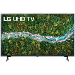 LG 108cm (43 Inch) Ultra HD 4K LED Smart TV (Voice Assistant Supported, 43UP7750PTZ, Black)_1