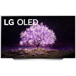 LG C1 139cm (55 Inch) Ultra HD 4K OLED Smart TV (Voice Assistant Supported, OLED55C1XTZ, PCM Black)_1