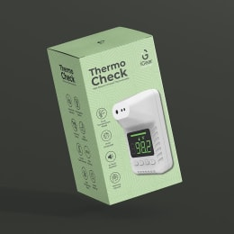Buy iGear Thermo Check Digital Thermometer (Unmanned ...
