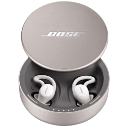 Bose Sleepbuds II In-Ear Passive Noise Cancellation Truly Wireless Earbuds (Bluetooth 5.0, User-Tested Sleep Technology, White)_1