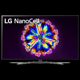 LG Nano91 165.1cm (65 Inch) 4K Ultra HD LED Smart TV (Real 4K NanoCell Display, 65NANO91TNA, Black)_1