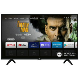Xiaomi Mi 4A Pro 80cm (32 Inch) HD Ready LED Android Smart TV (Google Assistant Supported, 32ELA4636, Black)_1