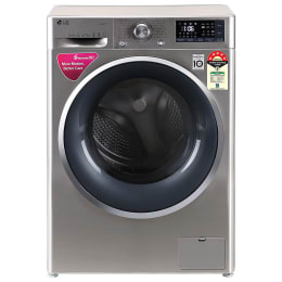 LG 7 Kg 5 Star Fully Automatic Front Loading Washing Machine (FHT1207ZWS.ASSQEIL, VCM + Chrome)_1