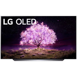 LG C1 195cm (77 Inch) Ultra HD 4K OLED Smart TV (Voice Assistant Supported, OLED77C1PTZ, Dark Steel Silver)_1