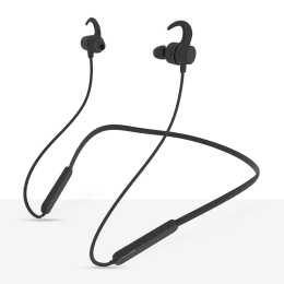 Croma In-Ear Wireless Earphone with Mic (Bluetooth 4.1, Google and Siri Supported, CREA7314, Black)_1