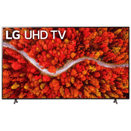 LG 190cm (75 Inch) Ultra HD 4K LED Smart TV (Google Assistant and Alexa Supported, 75UP8000PTZ, Black)_1