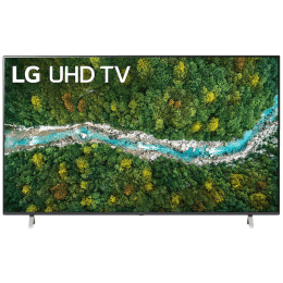 LG 178cm (70 Inch) Ultra HD 4K LED Smart TV (Voice Assistant Supported, 70UP7750PTZ, Black)_1