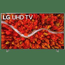 LG 164cm (65 Inch) Ultra HD 4K LED Smart TV (AI ThinQ, 65UP8000PTZ, Black)_1
