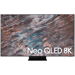 Samsung 8 Series 189cm (75 Inch) Ultra HD 8K QLED Smart TV (Neo Quantum Processor 8K with AI Upscaling, QA75QN800AKXXL, Stainless Steel)_1
