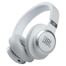 JBL Live 660NC Over-Ear Adaptive Noise Cancellation Wireless Headphone with Mic (Bluetooth 5.0, Multi-Point Connection, JBLLIVE660NCWHT, White)_1