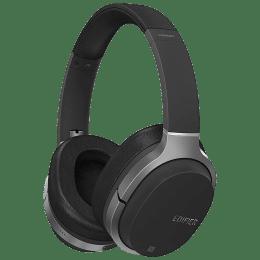 Edifier W830BT Over-Ear Active Noise Cancellation Headphone With Mic (Bluetooth 4.1, Rich Deep Bass, Black)_1