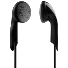 Edifier H180 In-Ear Earphone with Mic (Balanced Quality Sound, Black)_1
