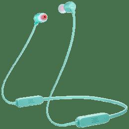 JBL Tune In-Ear Wireless Earphone with Mic (Bluetooth 4.0, Google Voice Assistant, JBLT175BTTEL, Teal)_1