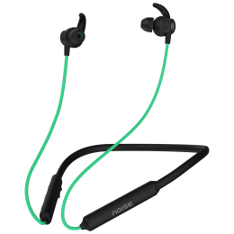 Noise Tune Active In-Ear Wireless Earphone with Mic (Bluetooth 5.0, IPX5 Water Resistant, Green)_1