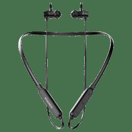 Staunch Flex 100 Pro In-Ear Wireless Earphone with Mic (Bluetooth 4.0, IPX4 Water Resistant, Black)_1
