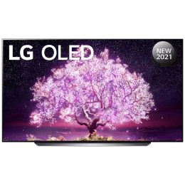 LG C1 210.82cm (83 Inch) Ultra HD 4K OLED Smart TV (Built-in Google Assistant and Alexa Supported, OLED83C1PTZ, Steel Silver)_1