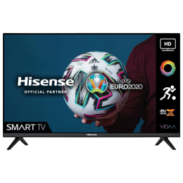 Hisense A4G 80cm (32 Inch) HD Ready LED Android Smart TV (Dolby Audio Technology, 32A4G, Black)_1