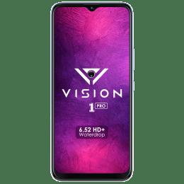 Itel Vision 1 Pro (32GB ROM, 2GB RAM, L6502, Ocean Blue) 1