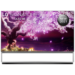 LG Z1 223.52cm (88 Inch) Ultra HD 8K OLED Smart TV (Built-in Alexa Supported, OLED88Z1PTZ, Steel Silver)_1