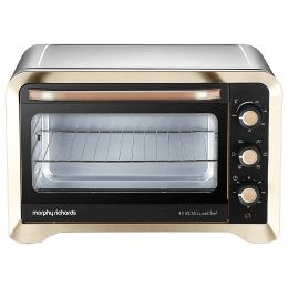 Morphy Richards 45 RCSS LuxeChef 45 Litres OTG (Convection Function, Silver)_1