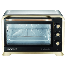 Morphy Richards 60 RCSS Luxe Chef 60 Litres OTG (Integrated Oven Light, Gold)_1