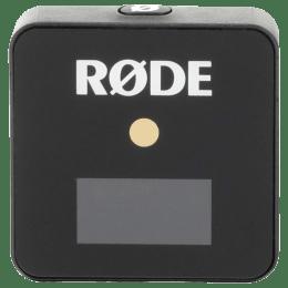 RODE Wireless GO Headset Wireless Wireless Microphone (Professional Sound, Black)_1