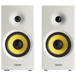 Edifier 2.0 Channel 24 Watts Bookshelf Speaker (DSP Technology, R1080, White)_1