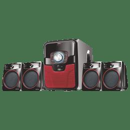 ARU 4.1 Channel 45 Watts Multi-Channel Speaker (Direct USB Support, AMS-1101, Black)_1