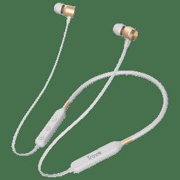 Trovo In-Ear Wireless Earphone with Mic (Sweatproof, TBE-31, White)_1