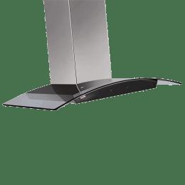 Glen Island 1250 m³/hr 90 cm Designer Chimney (Thermal Overload Protector, Cooker Hood 6071 T, Grey)_1