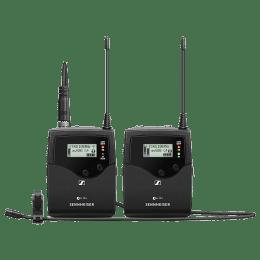 Sennheiser EW 512P G4-AW+ Mic For DSLR Camera (Up to 88 MHz Bandwidth, 508416, Black)_1