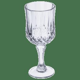 Wonderchef Glass/Glass Set (Pack of 6 Wine Glass, SKB1059, Transparent)_1