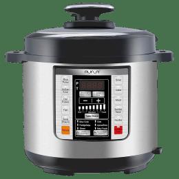 Aufla ASC 3L 3 Litres Electricity Cooker (Smart Electric Cooker, ASC 3L, Black)_1