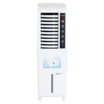 Kenstar 22 Litres Tower Air Cooler (Glam 22R, White)_1