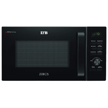 IFB 20 litres Convection Microwave Oven (20BC5, Black)_1