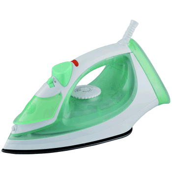 Usha Teflon 1600 Watt Steam Iron (SI3816, Green)_1