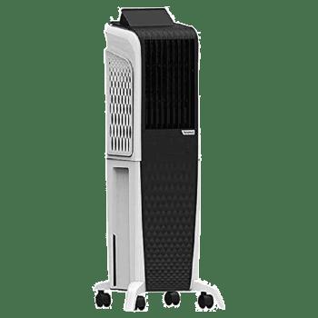 Symphony 40 Litres Tower Air Cooler (i-Pure Technology, DIET 3D - 40I, Black)_1